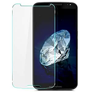 High Quality Anti-Scratch, Anti-Glare, Smooth Touch Tempered Glass Screen Protector for Moto X Play