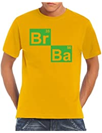 Touchlines T-Shirt BR BA Formel Heisenberg - Camiseta de manga corta