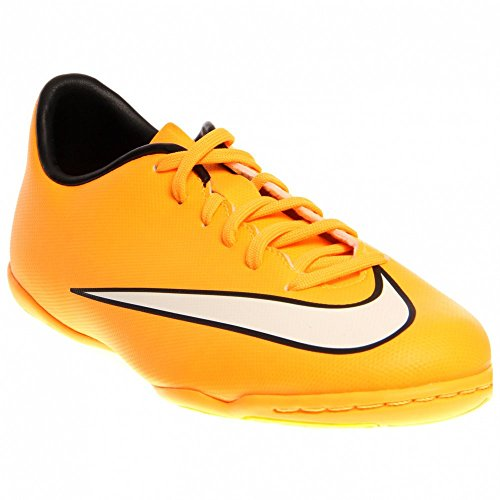 Nike Jr. Mercurial Victory V IC Unisex-Kinder Fußballschuhe TEAM ORANGE/WHT-S GRN-ANTHRCT