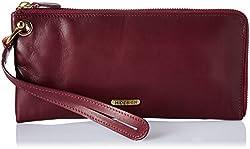 Hidesign Womens Wallet (Marsala)