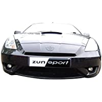 Zunsport Frontal Parrilla Inferior para Toyota Celica Gen Negro ZTY8203B