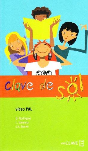 Clave de Sol, Nivel 1. Video. (Lernmaterialien)