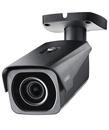 Lorex LNB8973BW Überwachungskamera mit 8MP 4K IP motorisiertem Vario-Zoom (bis zu 250 Fuß InfraRot-Nachtsicht) -