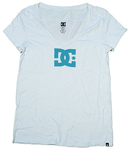 DC Juniors T-Star V V-Neck Tee (Herren Dc Center)