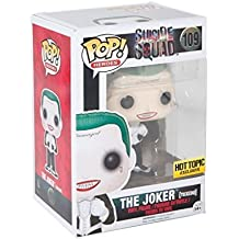 Funko Pop! Suicide Squad #109 The Joker (tuxedo) Exclusive by OPP