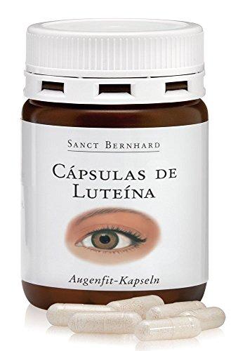 Luteína Cápsulas para la vista - 90 Cápsulas