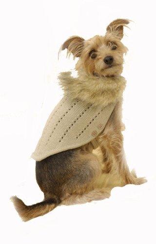 City Slicker Dog Jumper Coat Large 1 col -