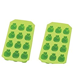 ADITYA INFO Silicon Ice Tray - different shapes