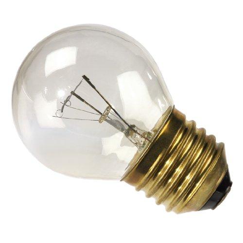 Xavax 110515 Lampadina per Forno, Vetro, 40 watts E27, Trasparente