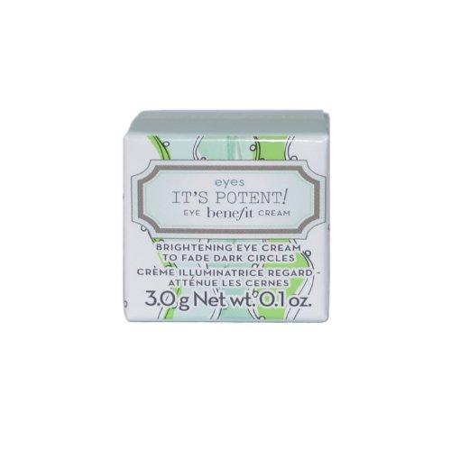 Benefit It 's Potent. Eye Cream 3G/0.1oz