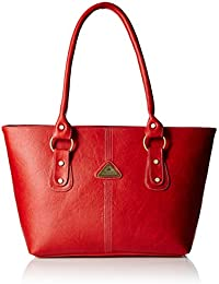 fantosy Women's Shoulder Bag (Red -FNB-191)