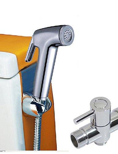 Toccare WC portatili Shattaf plastica bidet tenuto in...