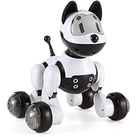 Perro Robótico Youdi ¡Habla, Canta y Baila! Control por Voz | Juguetes Interactivos Aprender