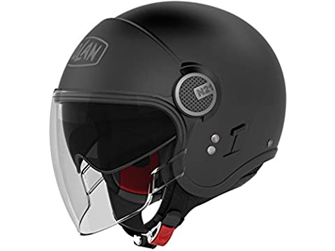 Nolan N21-Visor Classic Jethelm, Farbe matt-schwarz, Größe XXL (63/64)