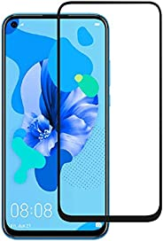 Huawei Nova 5T - Honor 20 & 20 Pro Tempered Glass Screen Protector Shock Proof 9H Full Coverage Edge To Ed