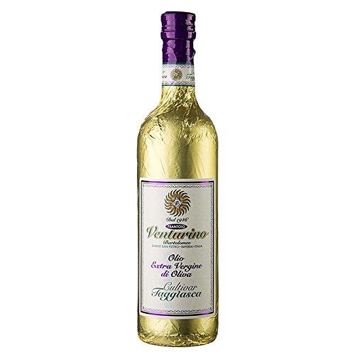 Olivenöl Venturino, 750 ml 100{56e0e148ca7beff4c3185254f77e9c6737b4b3d5df9eab56a1c3c05227013fd8} Taggiasca Oliven