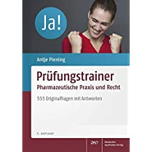Suchergebnis auf Amazon.de für: Pharmazie /Recht: Bücher