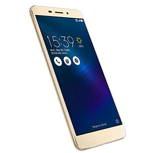 Asus Zenfone 3 Laser Zc551kl-4g037in Sand Gold