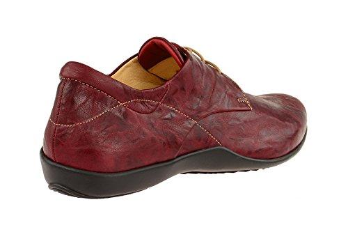 Think!  1-81612-72, Chaussures à lacets et coupe classique homme Rouge