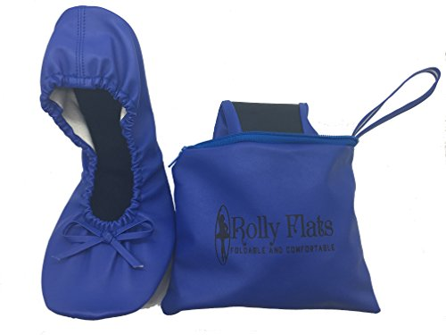 Rolly Flatsfoldable Ballet - Ballet De Femme Bimbe Blue