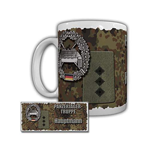 Tasse Panzerjäger Hauptmann PaK Selbstfahrlafette Kragenspiegel #29889