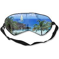 Hawaiian Beach And Sea Twilight 99% Eyeshade Blinders Sleeping Eye Patch Eye Mask Blindfold For Travel Insomnia... preisvergleich bei billige-tabletten.eu