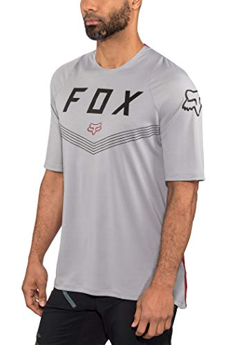 Fox Jersey Defend Fine Line Steel Grey L (Fox-räder)