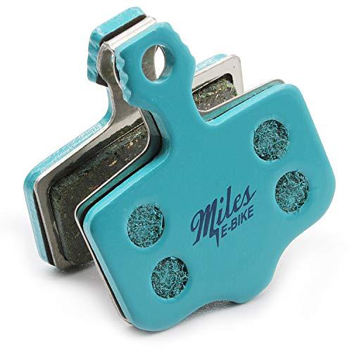 Miles Racing ® E-Bike Scheibenbremsbeläge organisch für Avid Elixir -