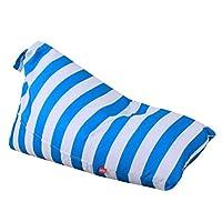 Large Bean Bag,Saihui Kids Gaming Chair Stuffed Animal Plush Toy Storage Soft Pouch (B)