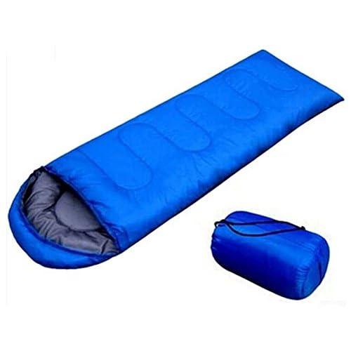 Outdoor Sleeping Bags Summer Spring Envelope Type Office Lunch Break Blue