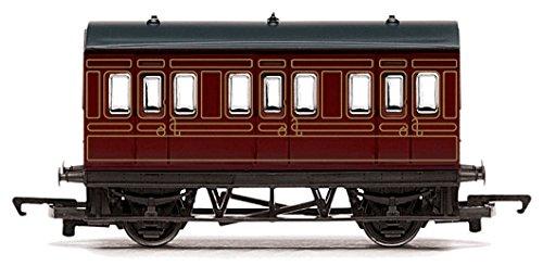 Hornby Gauge Railroad LMS 4 Roue de Coach