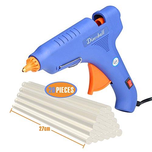 pistola-de-pegamento-caliente-discoball-60-watt-hot-melt-glue-gun-con-20pcs-transparente-pegamento-p
