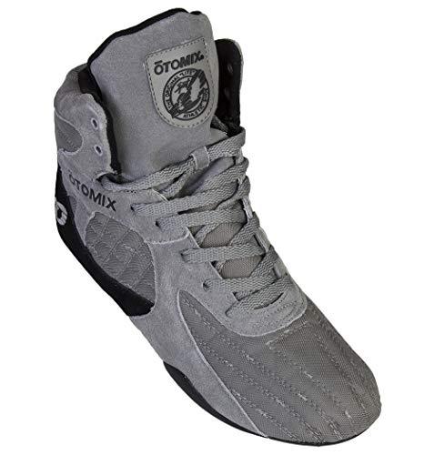 Otomix Stingray Escape Fitness Schuhe Verschiedene Farben und Größen (48.5 EU / 13 UK / 14 US, Grau)