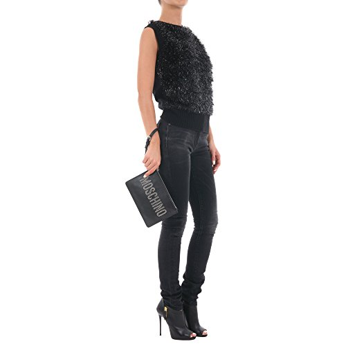 Moschino , Sac à main pour femme noir noir taille unique Noir