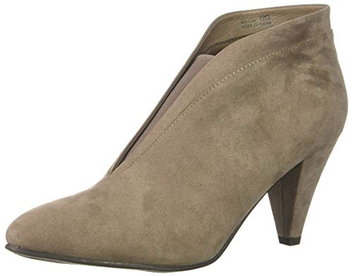 CL by Chinese Laundry Damen NEVINE Stiefelette, Pebble Taupe Suede, 34 M EU