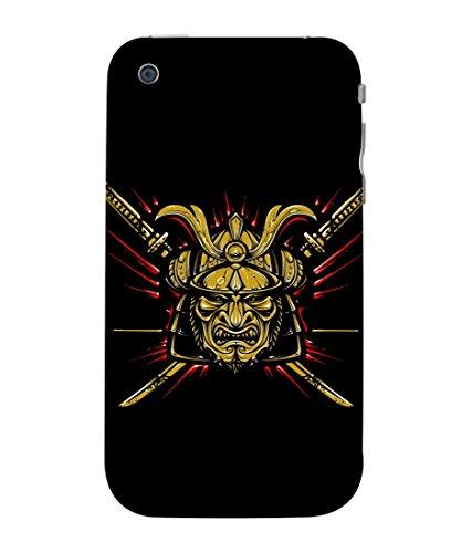 PrintVisa Designer Back Case Cover for Apple iPhone 3G :: Apple iPhone 3Gs (Love Lovely Attitude Men Man Manly)