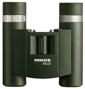 Minox BD 10x25 Jumelles Noir