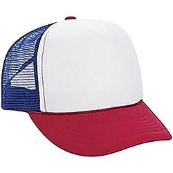 gorras hombre beisbol algodón, Sannysis Gorra para hombre mujer Sombreros de verano gorras de camionero de Hip Hop multicolor, talla única
