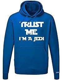 Trust me i´m a Jedi - Herren Hoodie Kapuzenpullover