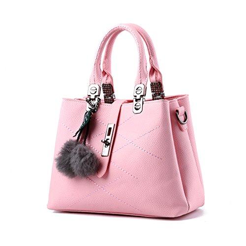 Pahajim 2017 neue Stereotypen Damen Tasche Süß Damen Tasche Party Pack Rosa