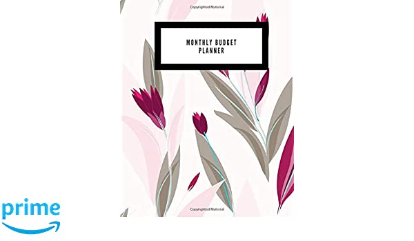 Monthly Budget Planner Finance Budgeting Planner Weekly Expenses