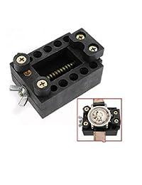 Outil Porte Mouvement Réparation Ouverture Montre Cadran Fixateur pr Horloger