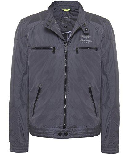 hackett-hommes-aston-martin-racing-legend-jacket-en-acier-m