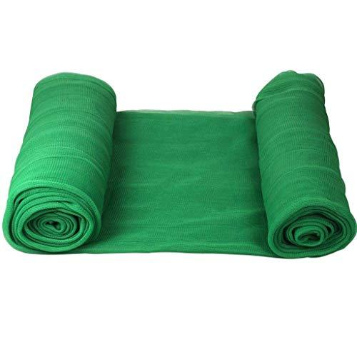 Lixin Abat-jour d'épaississement extérieur en filet de polyéthylène haute densité (Couleur : Green, taille : 2Mx100M)