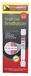 TESTorARREST Disposable Breathalyzer