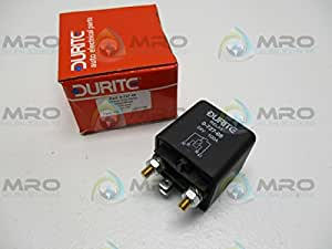 Durite Haute Qualité Relay Make/Break 100 amp 24 volt Cd1 - 0-727-08