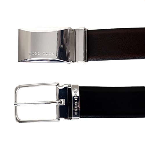 Hugo Boss - Cintura - Uomo Black 42W