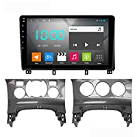 ‏‪Android 9.0 Car Stereo Double Din for PEUGEOT 3008 2009-2012 GPS Navigation 9 Inch Head Unit Touchscreen MP5 Multimedia Player Radio Video Receiver with 4G WIFI DSP‬‏