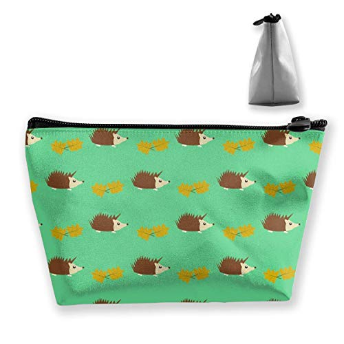 Hedgehog Pattern Mehrzweckstift Bleistift Taschen Zubehör Tasche Make-up Tragetasche -