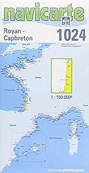 Carte marine : Royan - Cap Breton